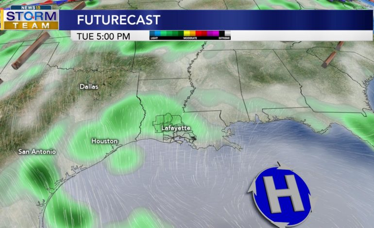 News15 Weather Forecast - News15 | Lafayette, LA on