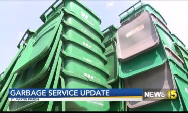 St. Martin Parish President Provides Update On Garbage Service Switch