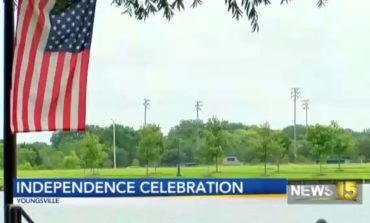 Independence Day Celebration at Sugar Mill Pond