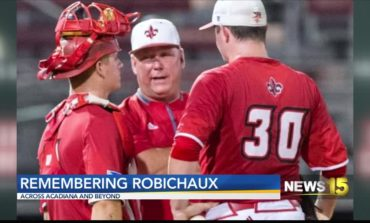 Remembering Coach Tony Robichaux