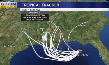 Invest 92L: Latest Forecast