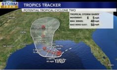 Tropical Storm Barry Has Formed In The Gulf