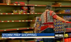 Locals head to grocery, supply stores to prepare for Barry