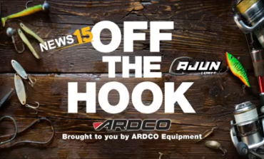 Off The Hook: Rating Top Fishing Areas in Acadiana