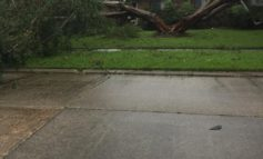Storm Photos From Around Acadiana