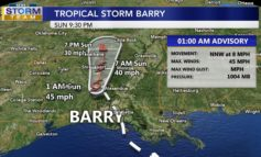 Monitor power outages as Tropical Storm Barry moves through - News15 on