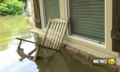 Several Oberlin residents evacuate their homes after two feet of rain