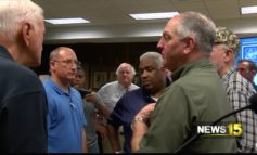 Governor John Bel Edwards Visits Franklin