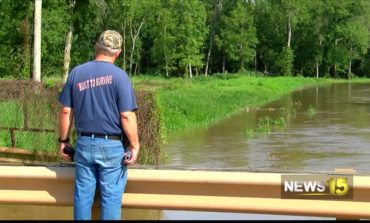 St. Landry Parish Residents Fed Up With Flooding After Crops Flood For Third Time This Year
