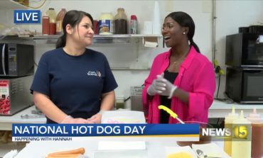 National Hot Dog Day: Cool Scene in New Iberia