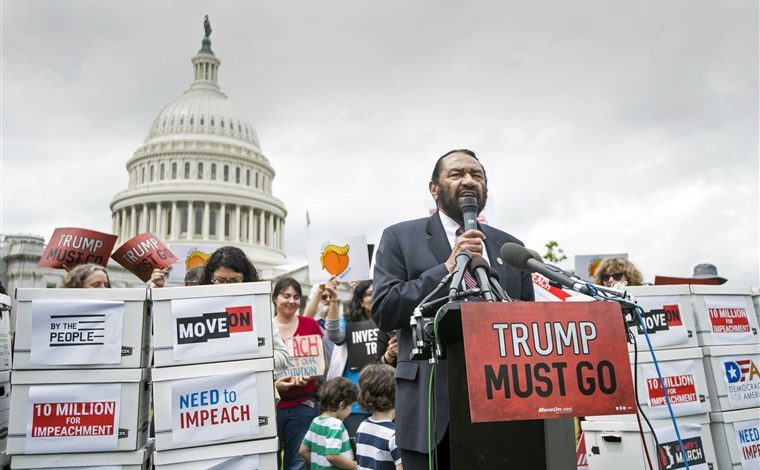 House to vote today on impeachment resolution against Trump