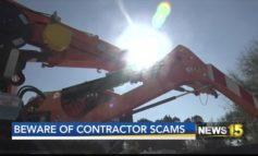 Beware of contractor scams