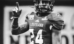 UL Football Player Killed In Car Crash