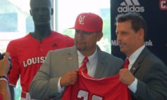 Ragin' Cajuns Introduce Matt Deggs as New Head Baseball Coach