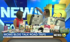 Lafayette Mom Stops By With Traveling Hacks For The Kiddos