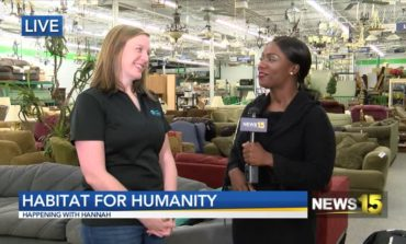 Hannah's Live: Habitat for Humanity