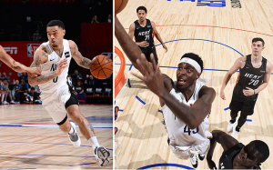 Pelicans sign Cheatham and Gray to two-way contract