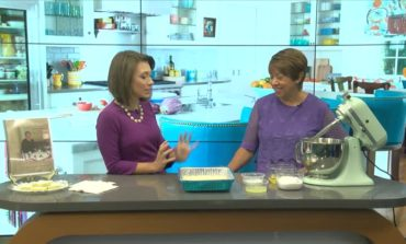 Easy Lemon Bars With Mrs. Diana Townsend