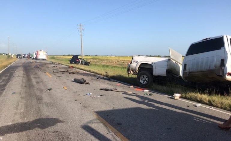 Update: Texas Man Killed in Two-Vehicle Crash in Acadia Parish