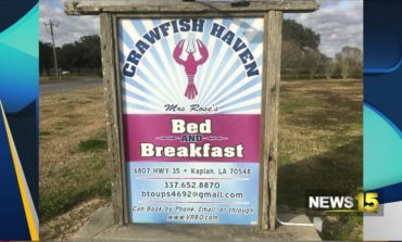 The Friday Feed: Crawfish Haven Bed and Breakfast