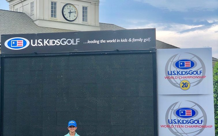A Life of Golf: An 8 Year Old's Dedication to the Game