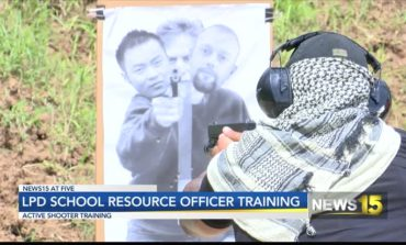 LPD School Resource Officer Active Shooter Training