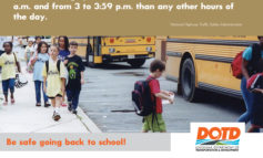 NIPD Reminds Residents to Use Caution in School Zones