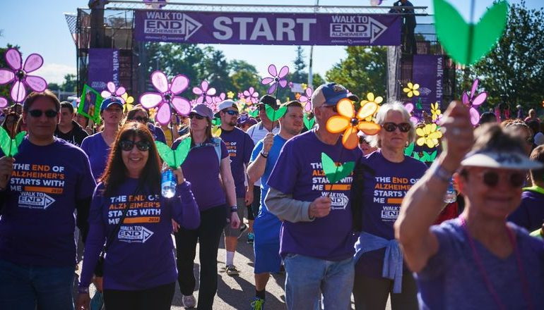 Alzheimer's Association Invites Acadiana Residents to Join 2019 Walk to End Alzheimer's