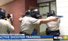 Active shooter training in Vermillion Parish
