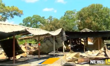 Eunice families displaced after complex fire