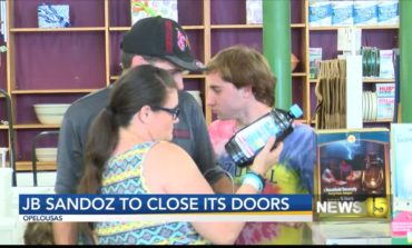 JB Sandoz In Opelousas To Call It Quits After More Than 140 Years In Business