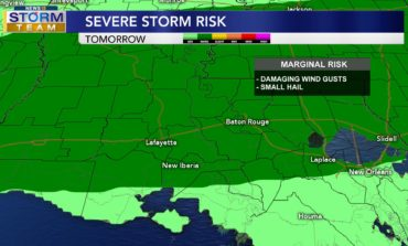 More Heat Today, Strong Storms Possible Wednesday