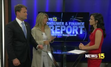 Consumer and Finance Report: Scams