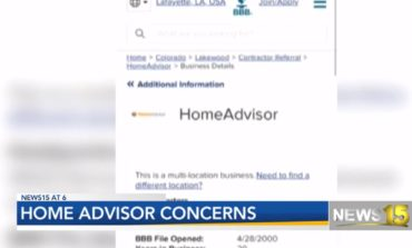 Local painter warns others against digital home improvement marketplace