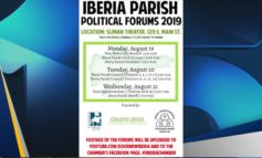 Iberia Parish Political Forums
