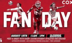 UL Fan Day Is Set For Sunday, August 18th