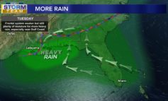 MORE RAIN ON THE WAY
