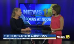 Dream Of Dancing In The Nutcracker? Nutcracker Auditions Are Coming Up