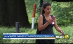 UL-Lafayette Emergency Notification System Ready
