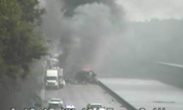 Update: One Person Killed In Fiery Crash On The Atchafalaya Basin Bridge On I-10