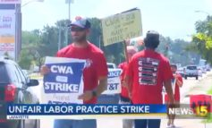 Local AT&T Workers join as more than 20,000 strike