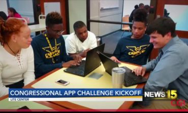 Local Companies Hope To Inspire Kids To Pursue STEM Related Careers With Congressional App Challenge