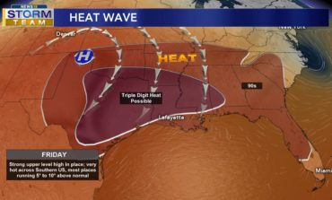 The Heat Wave Continues