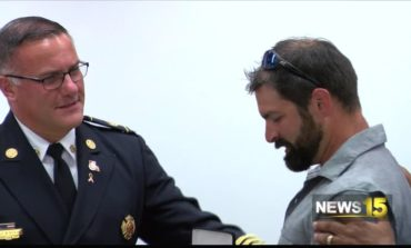Iberia Parish Fire District 1 Bestows Medal of Valor For Firefighters And Civilians