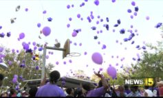 Friends and family hold vigil for Chiquita Lumpkin