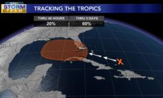 Tracking the Tropics: Disturbance near Hispaniola Could Develop This Weekend