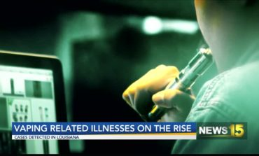 Lafayette Starting To See Effects From Vaping