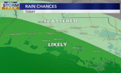 Rain Chances on the Rise While the Tropics Remain Active