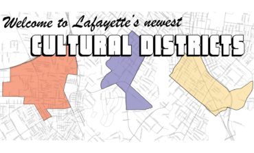 Public Meeting for Three New Cultural Districts in Lafayette