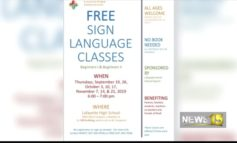LPSS Offering FREE American Sign Language Classes